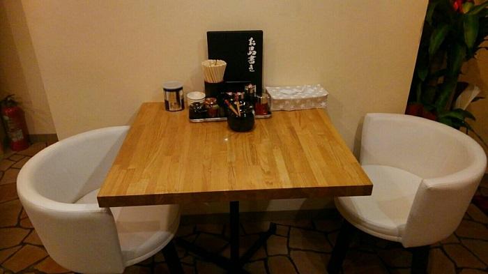テーブル小