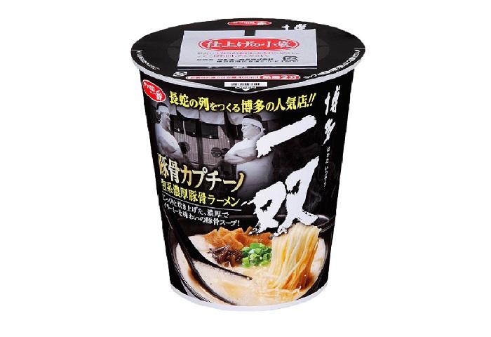 「博多 一双」カップラーメン