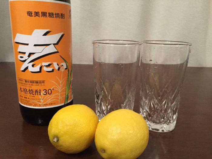 ニシノコンサルで話題!黒糖焼酎まんこいで日本一のレモンサワーに挑戦 アイキャッチ