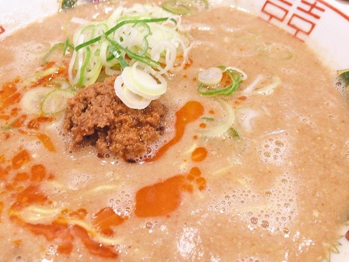 ラータンメン(¥600税込)を食す