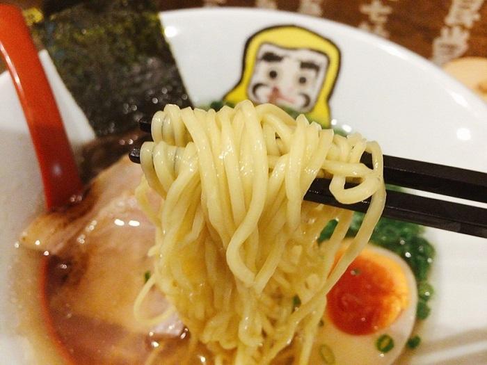 「純らーめん七節(税込¥850)」を注文3
